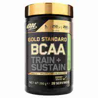 Optimum Nutrition Gold Standard BCAA (266 gr.)
