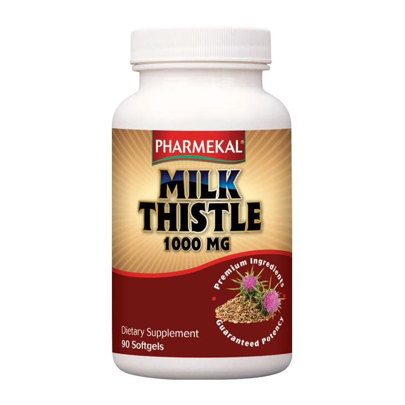 Pharmekal Milk Thistle 90 kap.