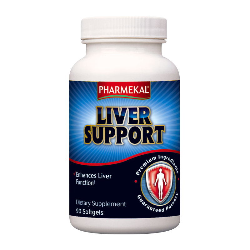 Pharmekal Liver Support 90 kap.