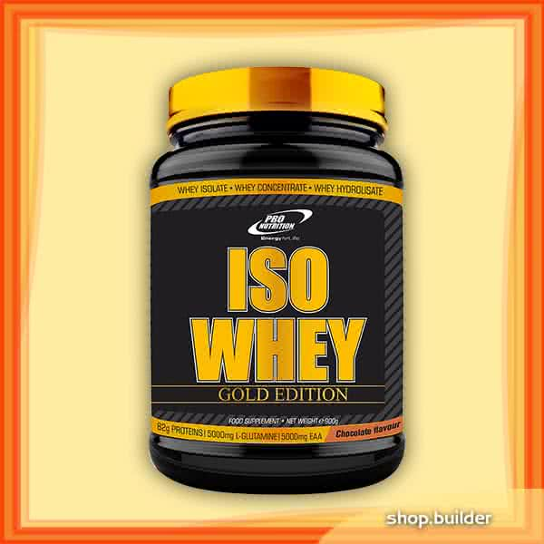 Pro Nutrition Iso Whey Gold 0,9 kg