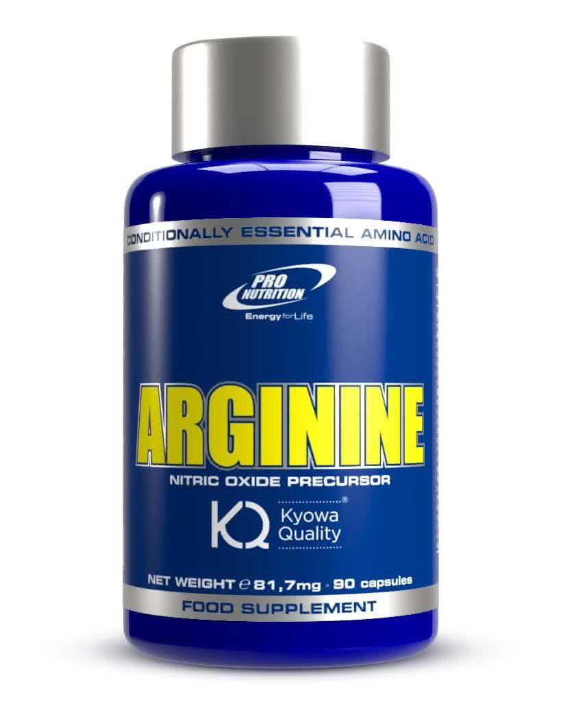 Pro Nutrition Arginine 90 kap.