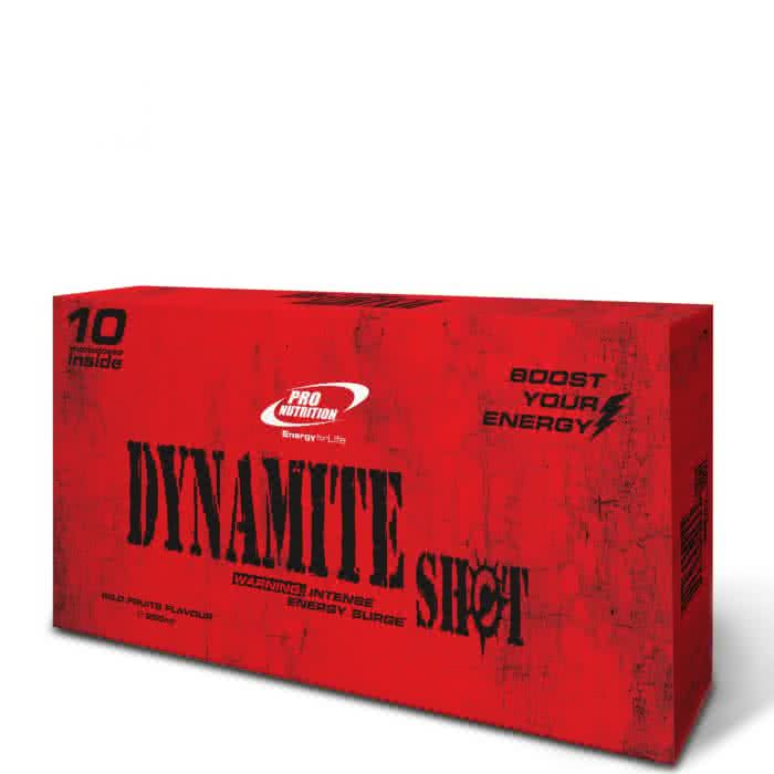 Pro Nutrition Dynamite Shot 10x25 ml