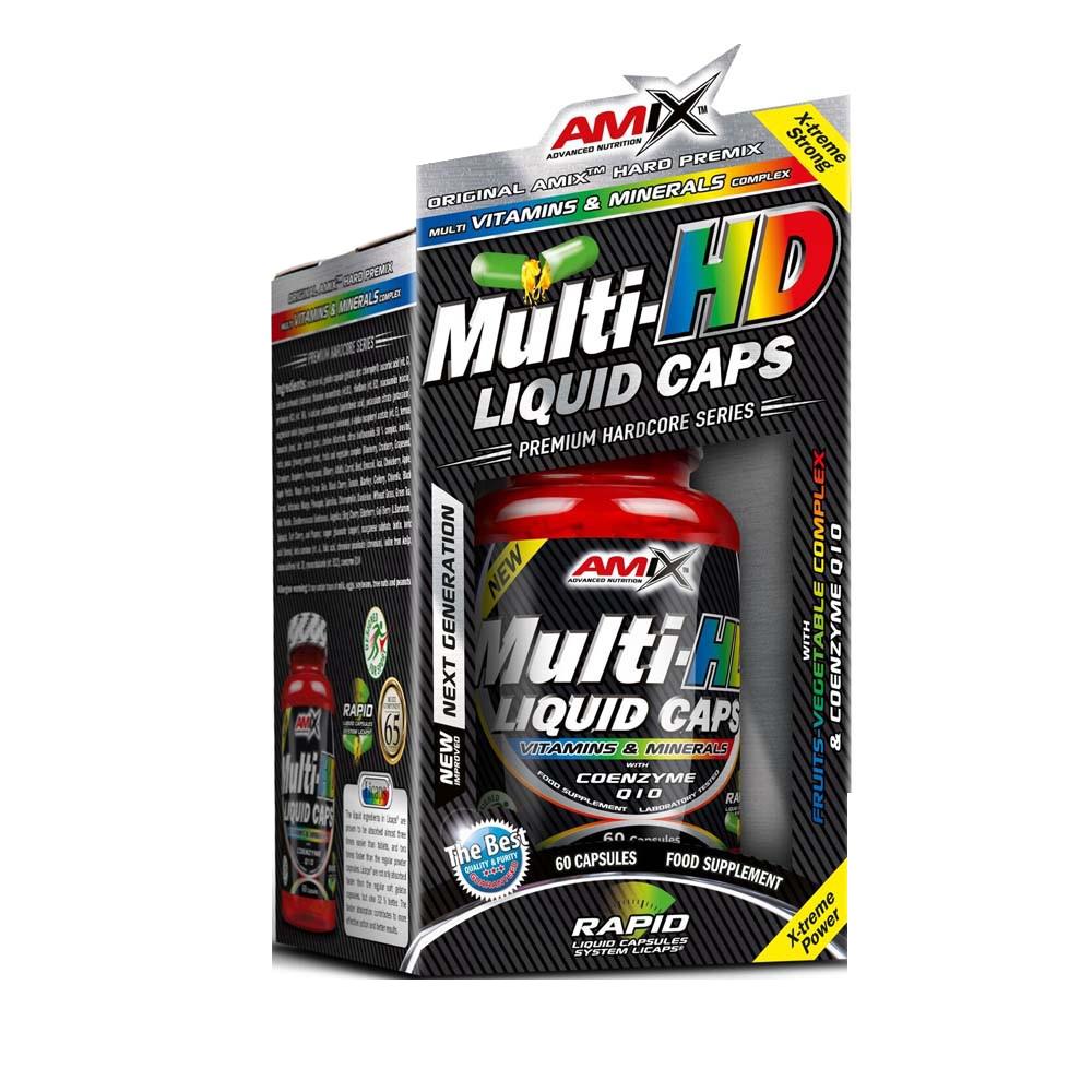 Amix Multi-HD Liquid 60 kap.