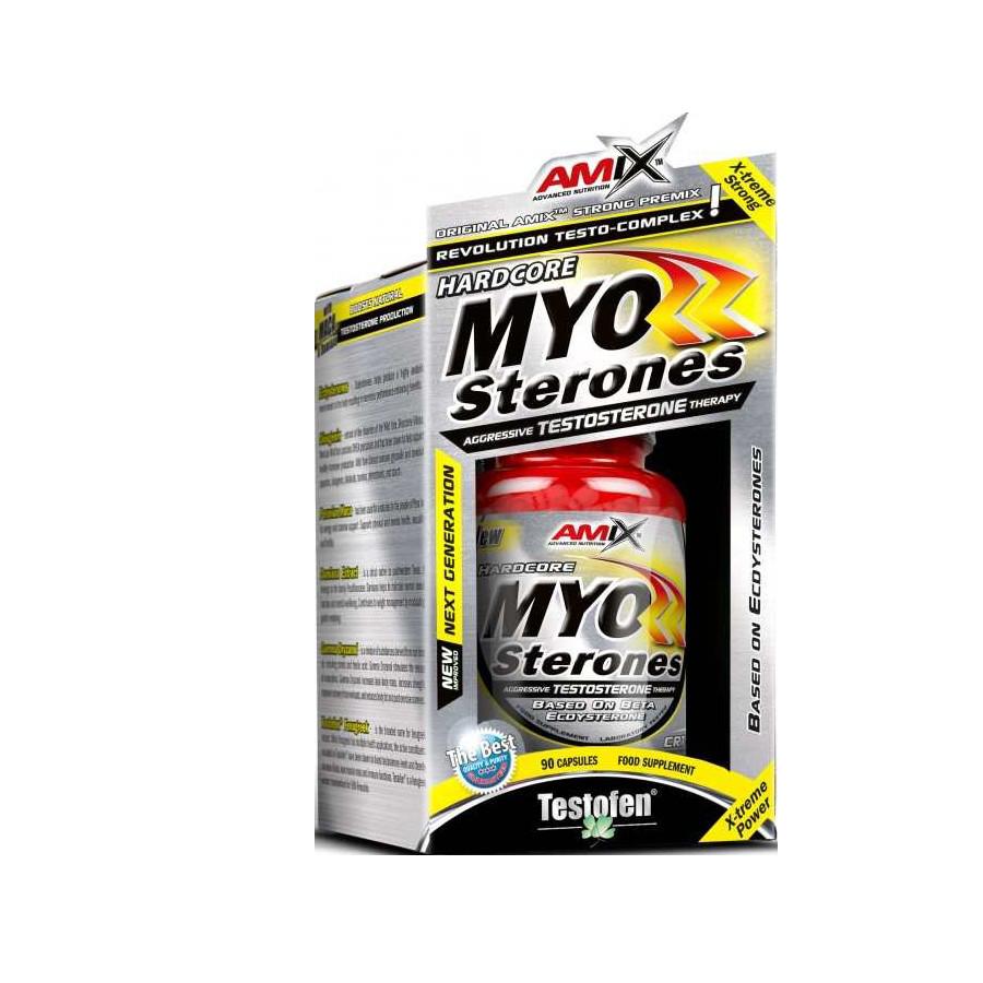 Amix Myosterones 90 kap.
