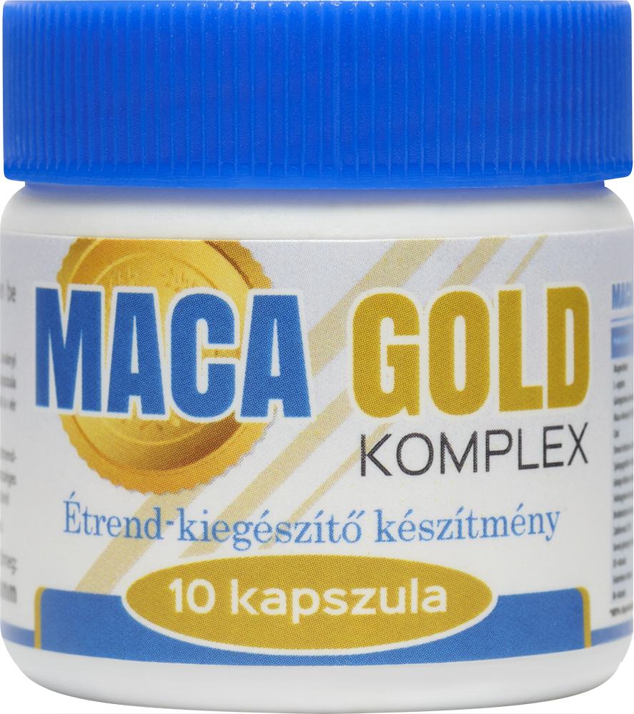 Netamin Maca Gold 10 kap.
