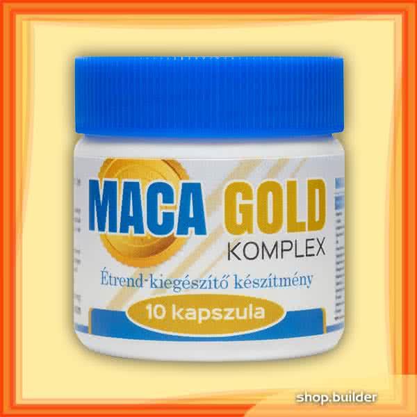 Netamin Maca Gold 10 kap.