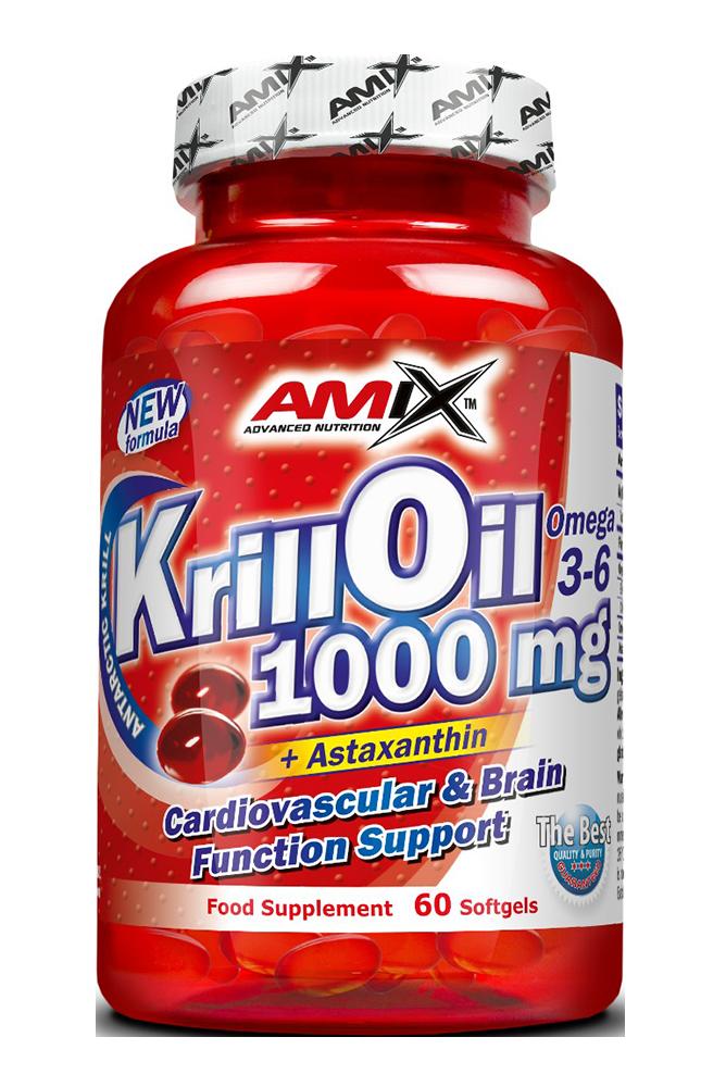 Amix Krill Oil 60 kap.