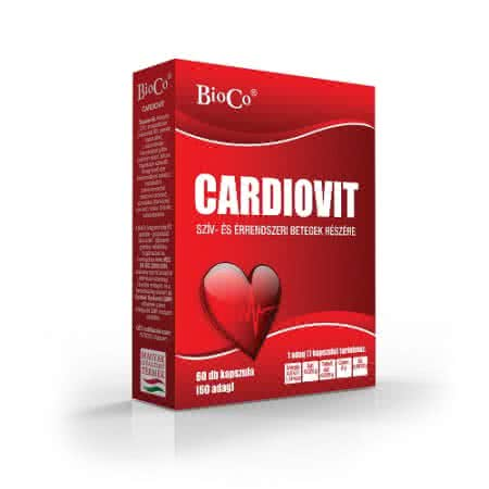 BioCo Cardiovit 60 kap.