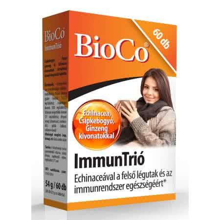 BioCo ImmunTrió 60 tab.