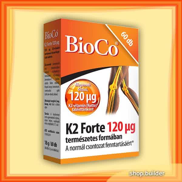 BioCo Vitamin K2 Forte 60 tab.