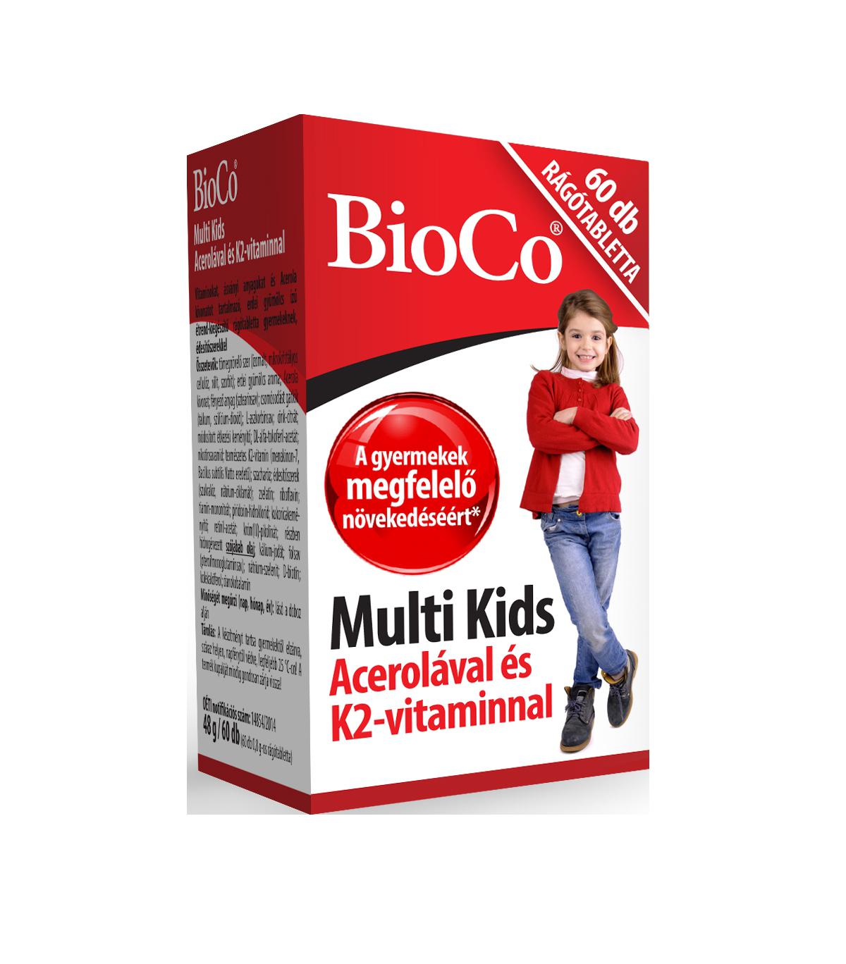 BioCo Multi Kids 60 r.t.