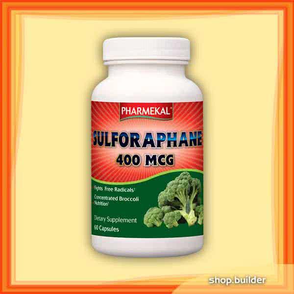 Pharmekal Sulforaphane (Brokkoli kivonat) 60 cap.