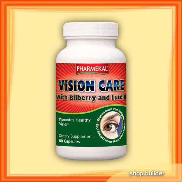 Pharmekal Vision Care 60 kap.