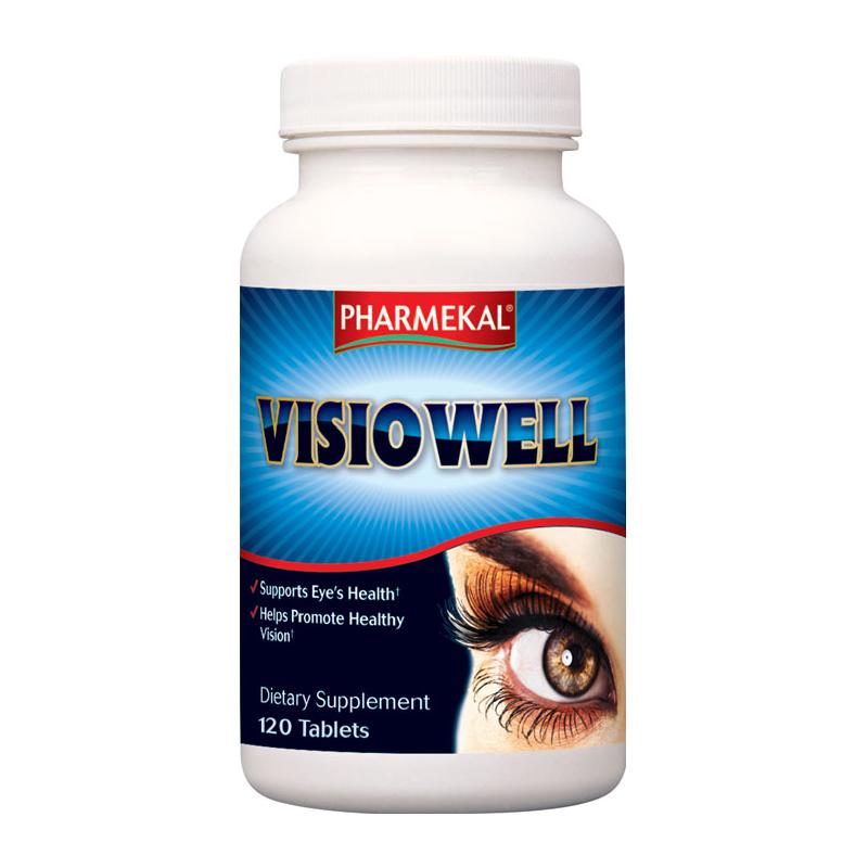 Pharmekal VisioWell 120 tab.
