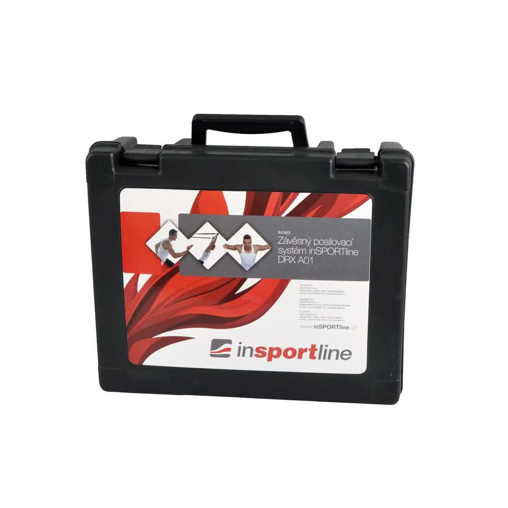 Insportline Felfüggeszthető erősítő DRX