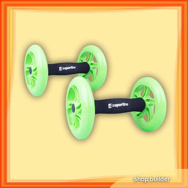 Insportline AB Roller Double pár
