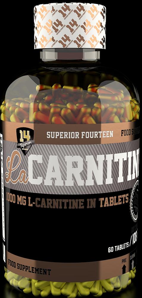 Superior 14 La-Carnitine 60 tab.