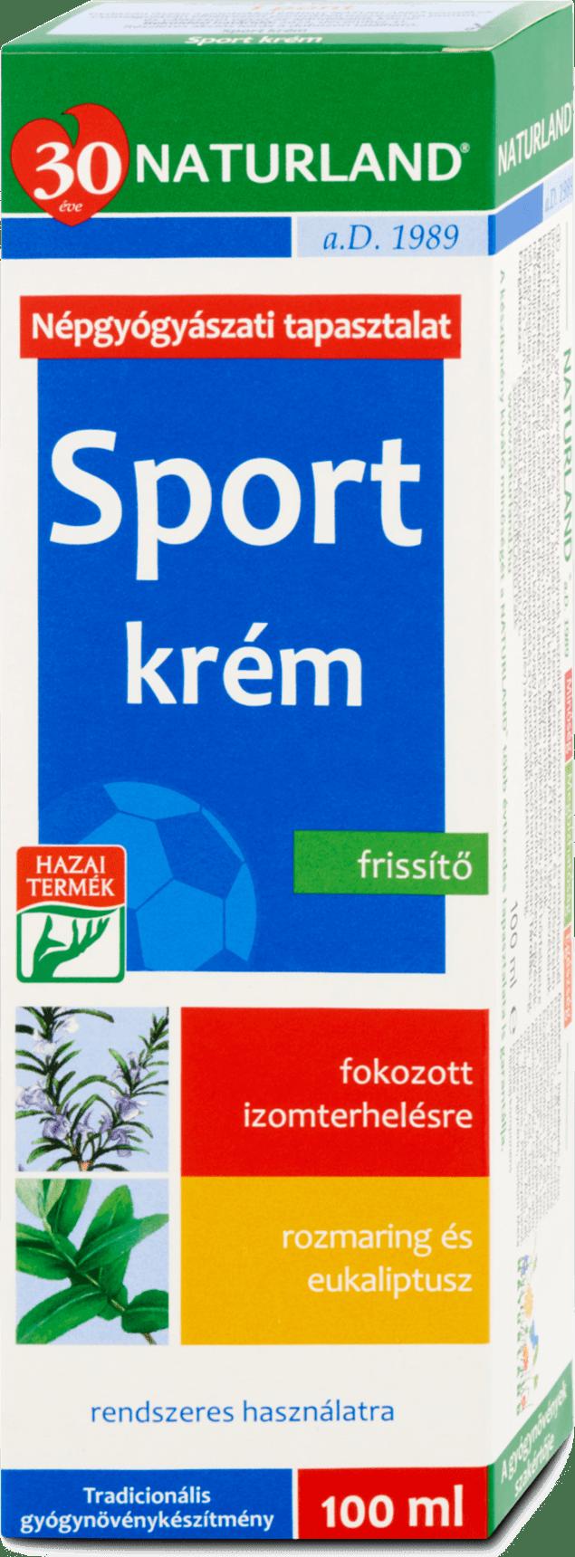 Naturland Naturland sportkrém 100 gr.