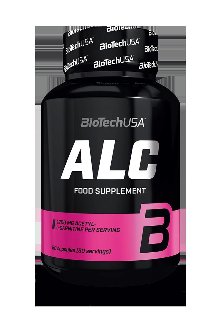 BioTech USA ALC 60 kap.