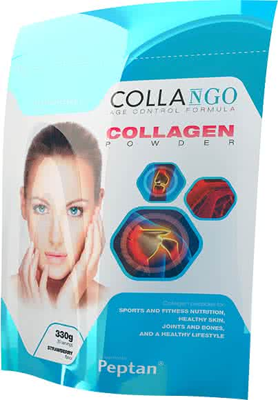 MHN Sport Collango Kollagén 330 gr.