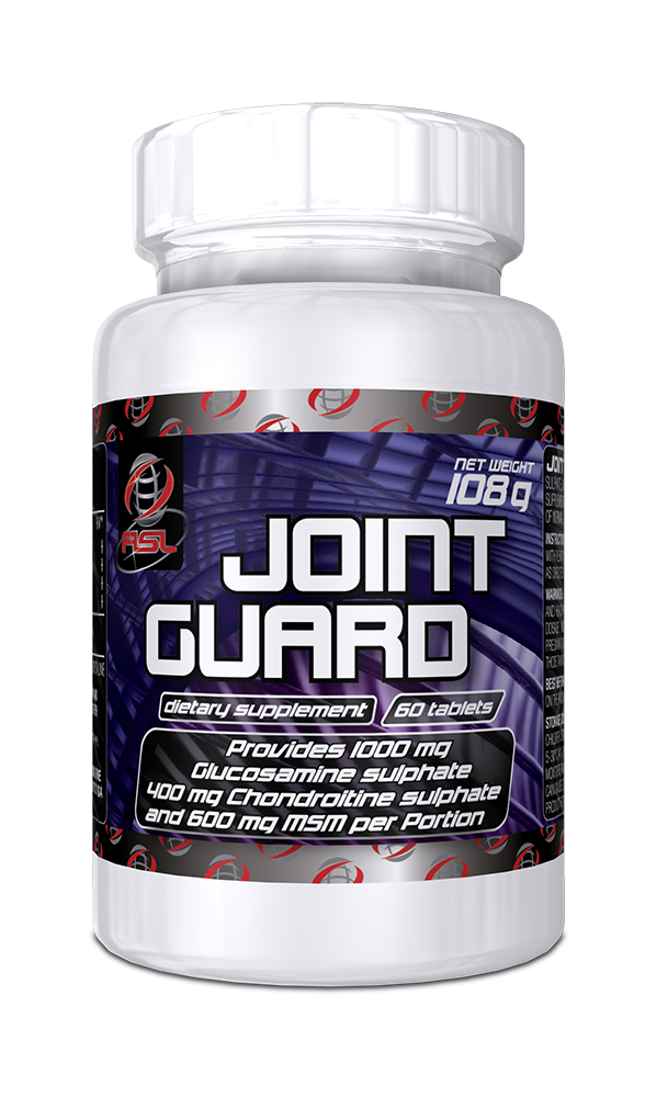 AllSports Labs Joint Guard 60 tab.