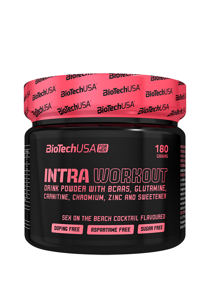 BioTech USA Intra Workout for Her 180 gr.