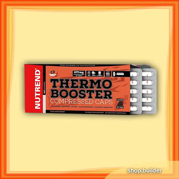 Nutrend Thermo Booster 60 kap.
