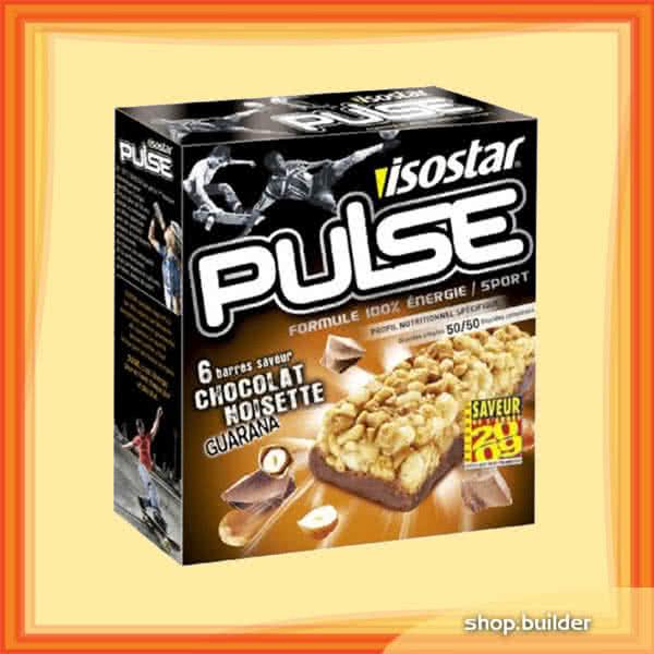 Isostar Pulse energia szelet 6x23 g
