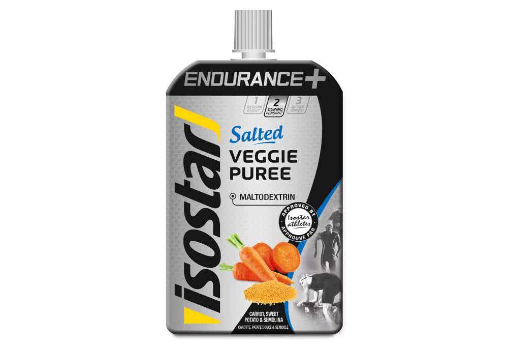 Isostar Salted Veggie Puree 90 gr.