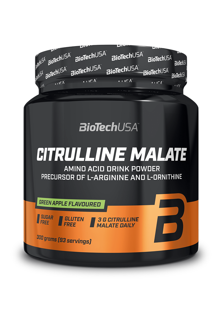 BioTech USA Citrulline Malate 300 gr.