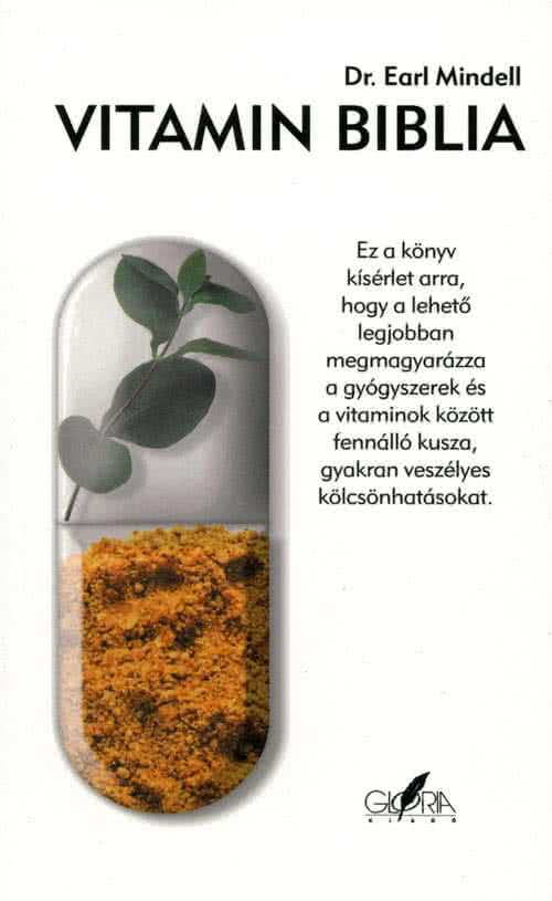 Könyvek/Magazinok Vitamin Biblia
