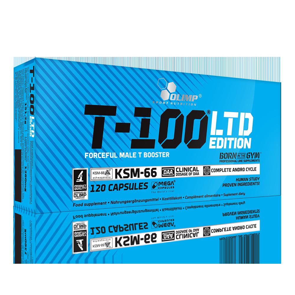 Olimp Sport Nutrition T-100 LTD Edition 120 kap.