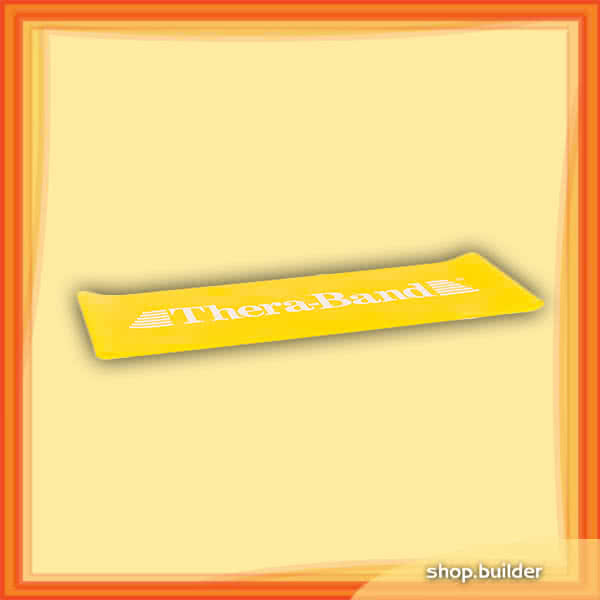 Thera Band Gumiszalag hurok 20,5 cm, gyenge