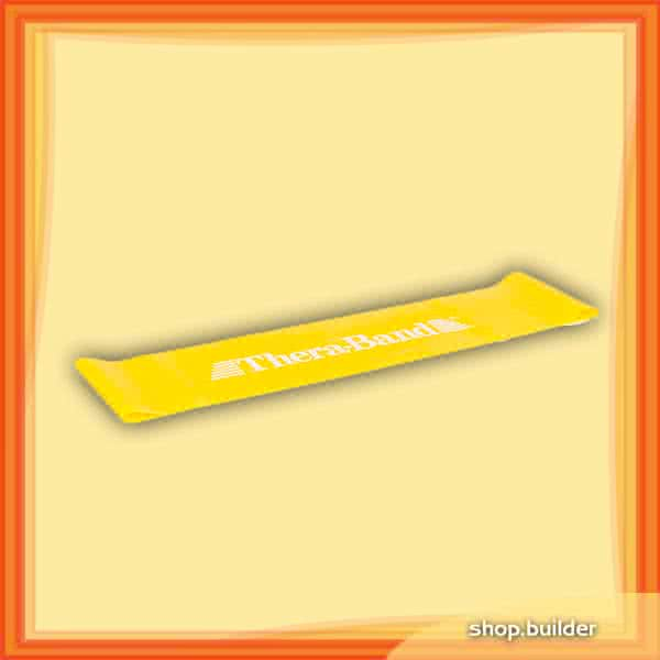 Thera Band Gumiszalag hurok 45,5 cm, gyenge
