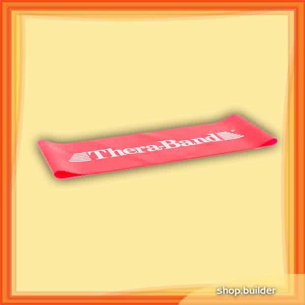 Thera Band Gumiszalag hurok 20,5 cm, közepes
