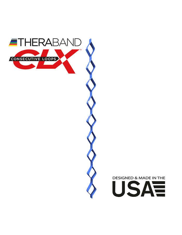 Thera Band Theraband CLX 2,2 m, extra erős