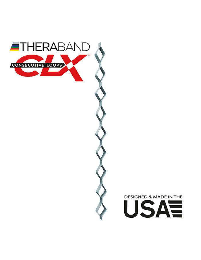 Thera Band Theraband CLX 2,2 m, extrém erős