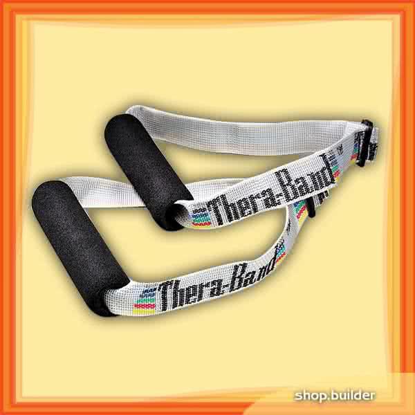 Thera Band Univerzális fogantyúpár gumiszalaghoz, gumikötélhez pár
