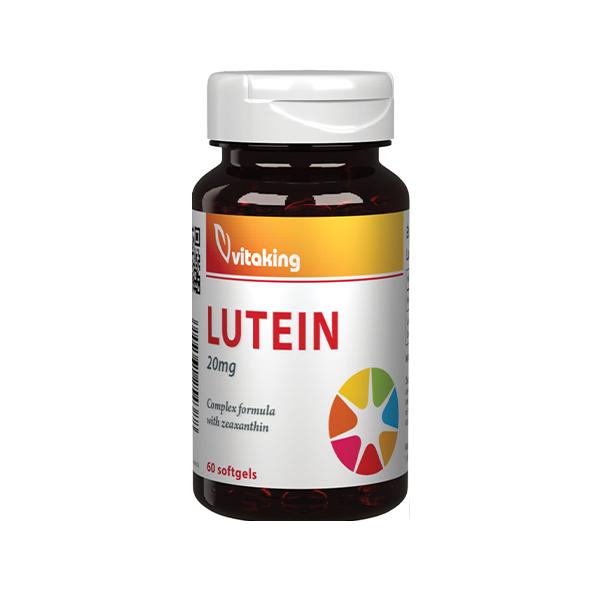 VitaKing Lutein 60 kap.