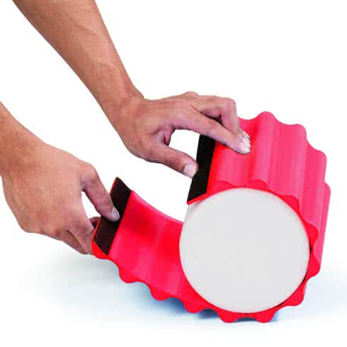 Thera Band Wrap+ Foam Roller puha 30cm