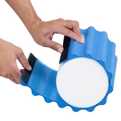 Thera Band Wrap+ Foam Roller extra kemény 30cm