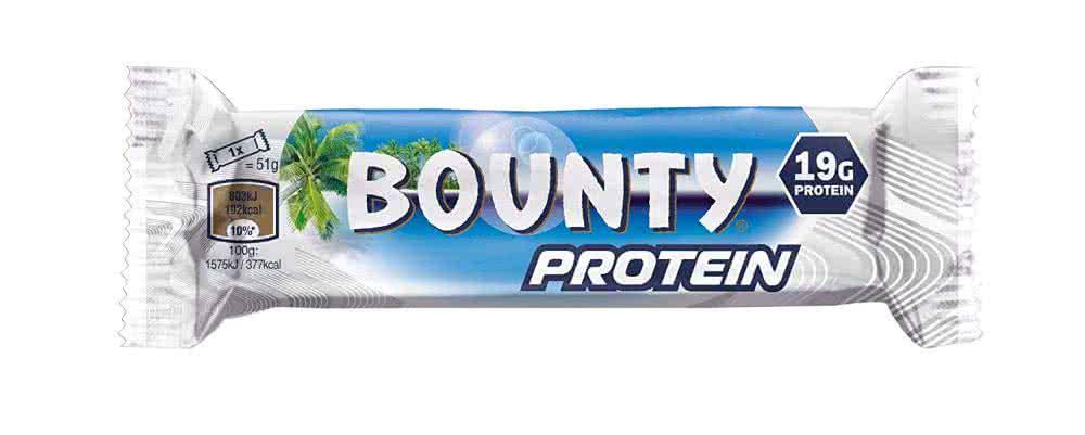 Mars Bounty Protein szelet 51 gr.