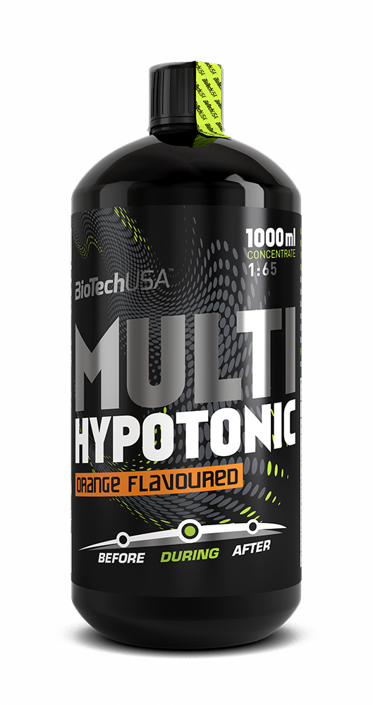 BioTech USA Multi Hypotonic Drink 1 lit.