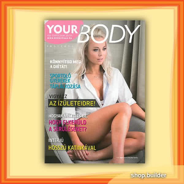 Könyvek/Magazinok Your Body 2017/I.
