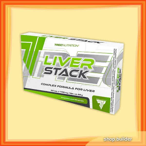Trec Nutrition Liver Stack 60 kap.