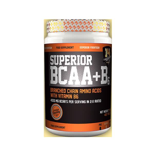 Superior 14 BCAA+B6 210 tab.