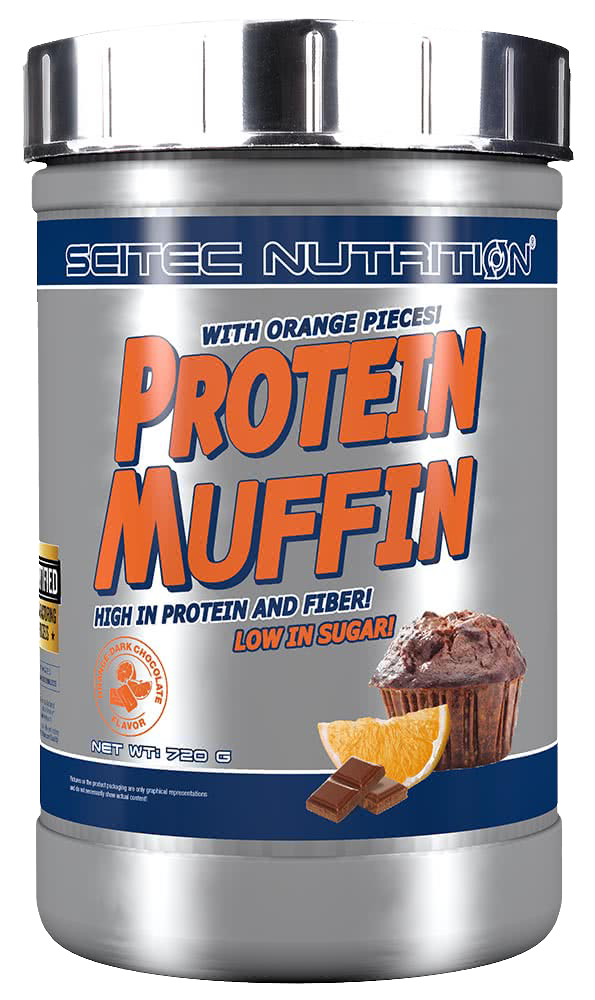 Scitec Nutrition Protein Muffin 0,72 kg