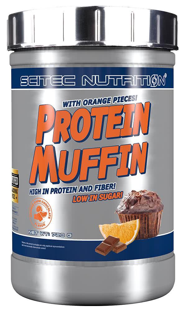 Scitec Nutrition Protein Muffin 0,72 kg