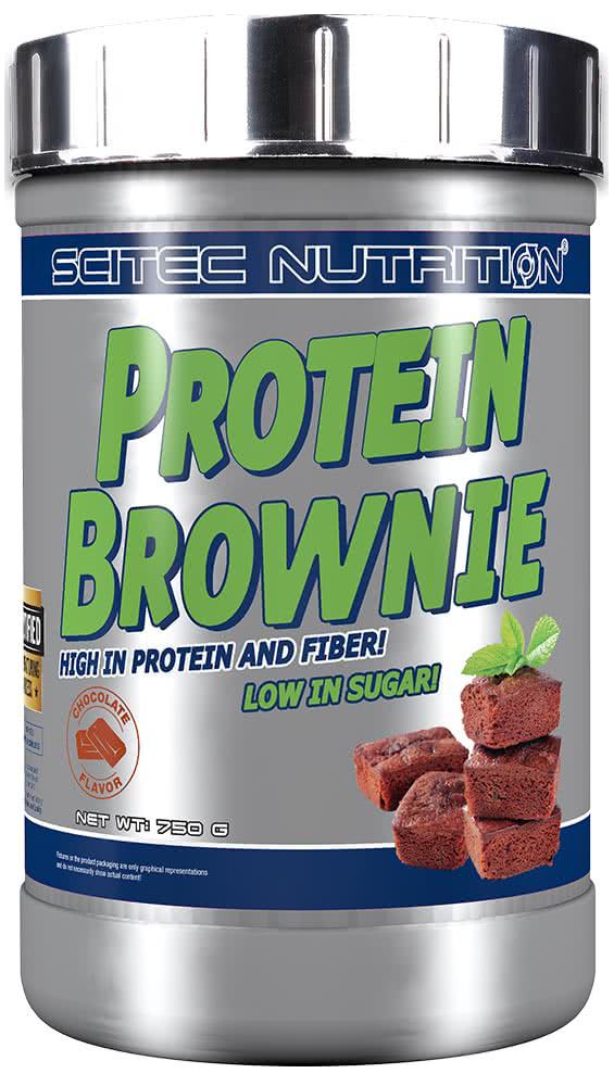 Scitec Nutrition Protein Brownie 0,75 kg