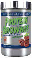 Scitec Nutrition Protein Brownie (0,75 kg)